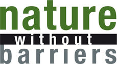 "Logo ""nature without barriers"""